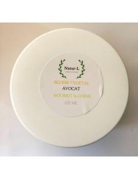 Beurre Végétal d'Avocat 100 G
